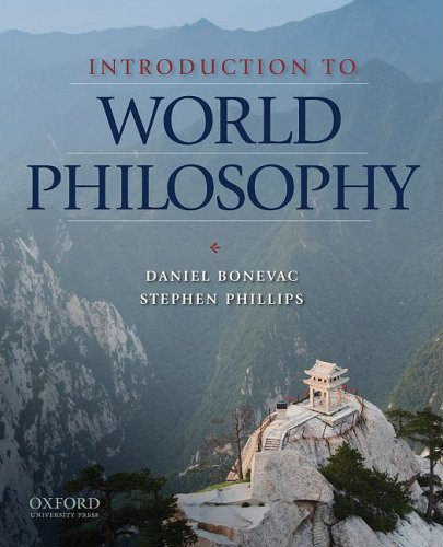 Introduction to World Philosophy A Multicultural Reader  2009 edition cover