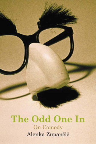 Odd One In On Comedy  2007 edition cover