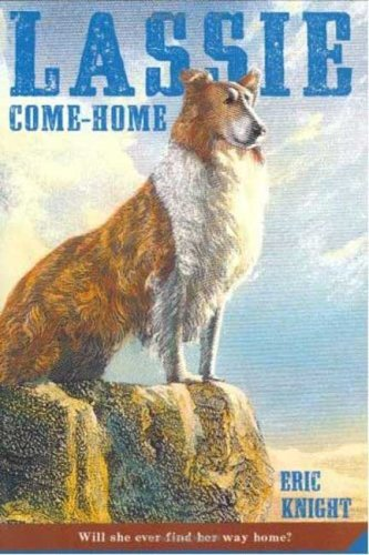 Lassie Come-Home   2010 edition cover