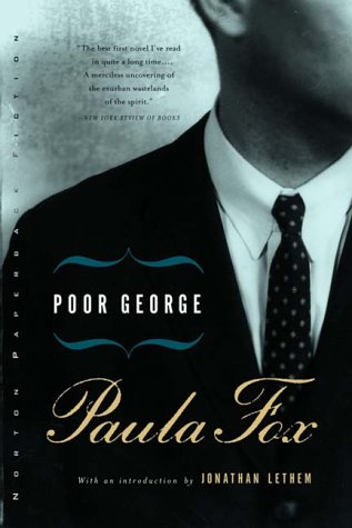 Poor George   2001 9780393321319 Front Cover