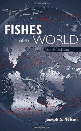 Fishes of the World  4th 2006 (Revised) edition cover