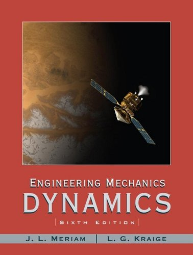 Engineering Mechanics Dynamics 6th 2007 (Revised) edition cover