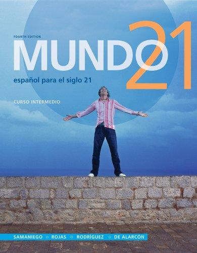 Mundo 21  4th 2012 edition cover
