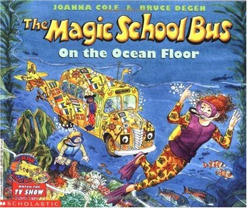 On the Ocean Floor   1992 edition cover