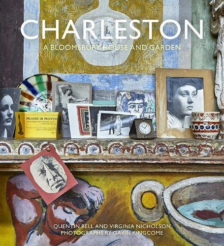 Charleston A Bloomsbury House and Garden  2018 9780711239319 Front Cover