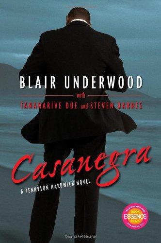 Casanegra A Tennyson Hardwick Story  2007 9780743287319 Front Cover