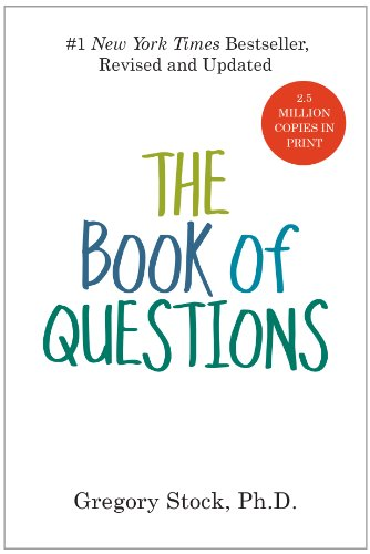 Book of Questions Revised and Updated N/A 9780761177319 Front Cover