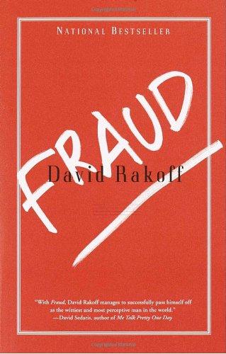 Fraud Essays Reprint edition cover