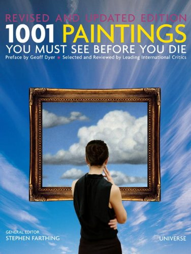 1001 Paintings You Must See Before You Die Revised and Updated N/A edition cover