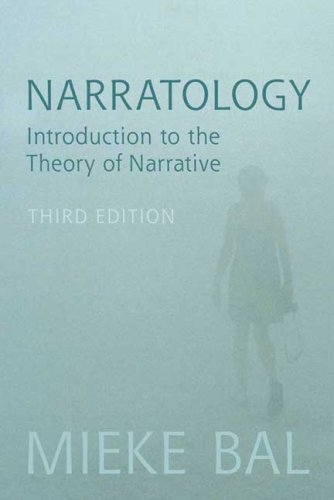 Narratology Introduction to the Theory of Narrative 3rd 2009 (Revised) edition cover