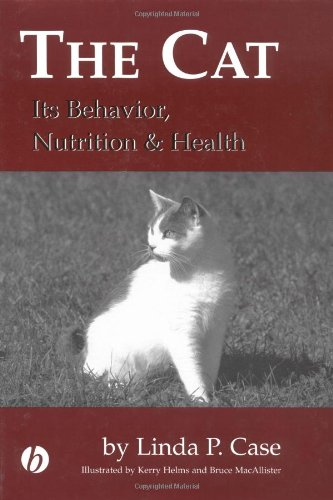 Cat Its Behavior, Nutrition and Health  2002 edition cover