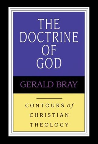 Doctrine of God  N/A edition cover
