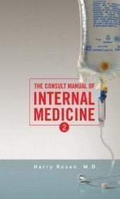 Consult Manual of Internal Medicine  2nd 2008 9780977013319 Front Cover