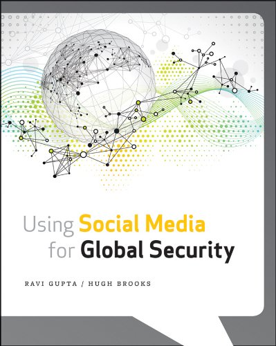 Using Social Media for Global Security   2013 edition cover