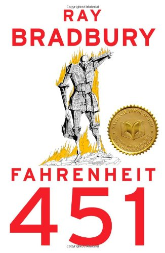 Fahrenheit 451  N/A 9781451673319 Front Cover