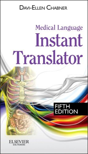Medical Language Instant Translator  5th 2014 edition cover