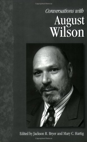 Conversations with August Wilson   2006 edition cover