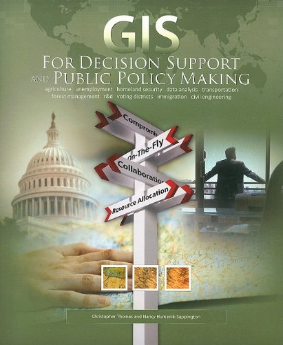 GIS for Decision Support and Public Policy Making   2014 edition cover