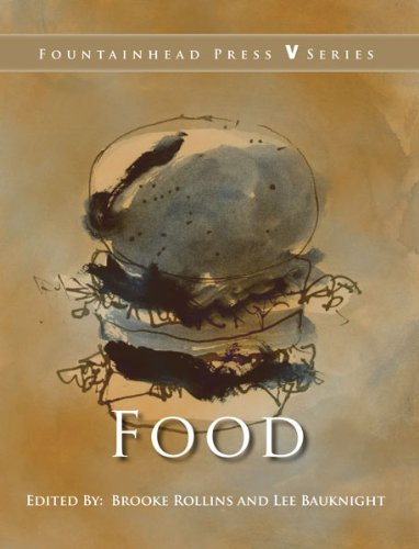 Food  N/A edition cover