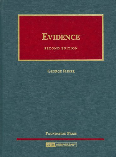 Evidence  2nd 2008 (Revised) edition cover