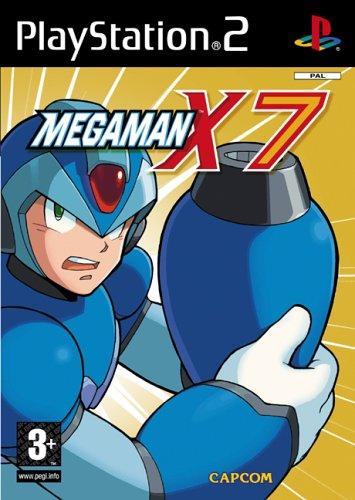 Megaman X7 (PS2) PlayStation2 artwork