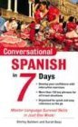 Conversational Spanish in 7 Days  2nd 2004 (Revised) edition cover