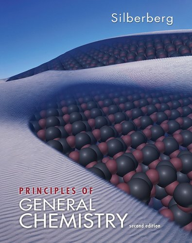 Principles of General Chemistry  2nd 2010 edition cover