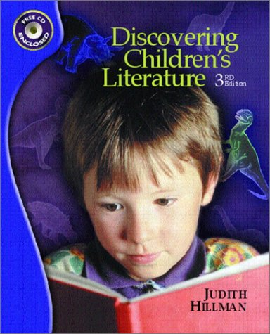 Discovering Children's Literature  3rd 2003 9780130423320 Front Cover