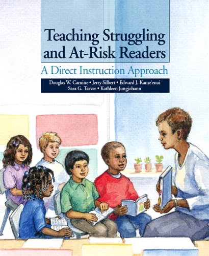 Teaching Struggling and at-Risk Readers A Direct Instruction Approach  2006 edition cover