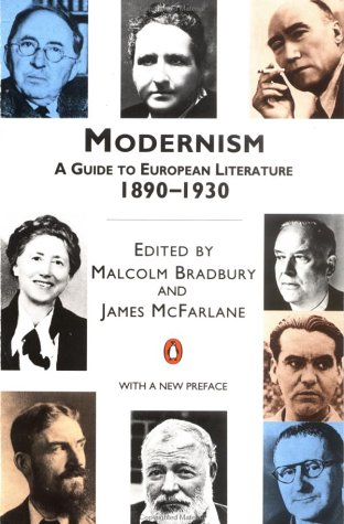 Modernism A Guide to European Literature,1890-1930  1991 (Revised) edition cover