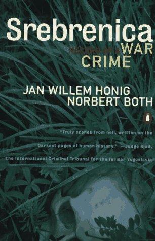 Srebrenica Record of a War Crime N/A edition cover