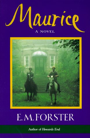 Maurice  Reprint  edition cover