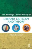 Routledge Concise History of Literary Criticism and Theory   2015 edition cover