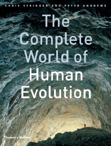 Complete World of Human Evolution   2005 edition cover