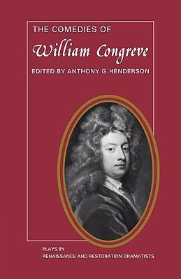 Comedies of William Congreve   1982 9780521289320 Front Cover