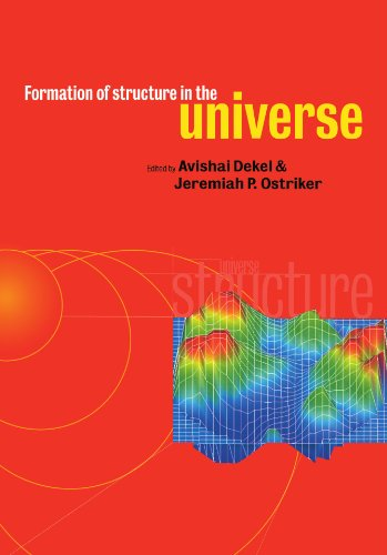 Formation of Structure in the Universe   1998 9780521586320 Front Cover