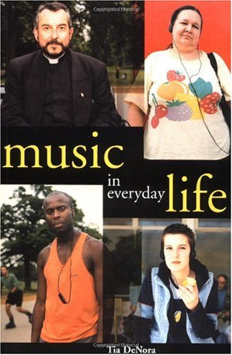 Music in Everyday Life   2000 edition cover