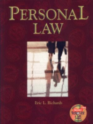 Personal Law with Quicken Business Law Partner 3.0 1st edition cover
