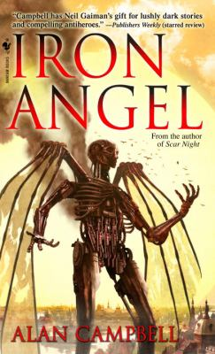 Iron Angel  N/A 9780553589320 Front Cover