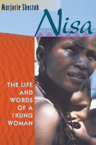 Nisa The Life and Words of a Kung Woman  1981 9780674004320 Front Cover