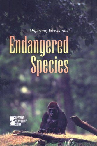 Endangered Species   2008 9780737729320 Front Cover