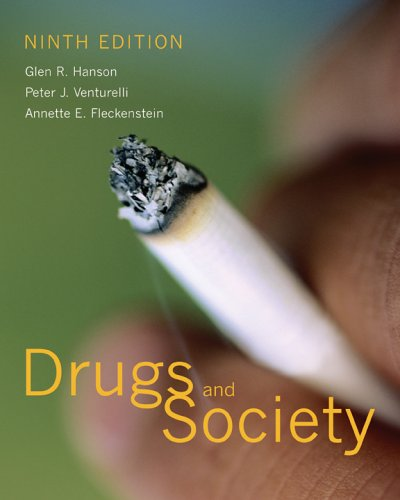 Drugs and Society  9th 2006 (Revised) edition cover