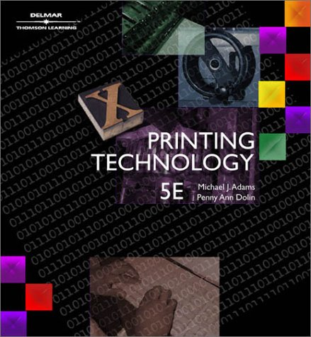 Printing Technology  5th 2002 (Revised) edition cover