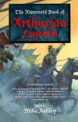 Mammoth Book of Arthurian Legends 1st edition cover