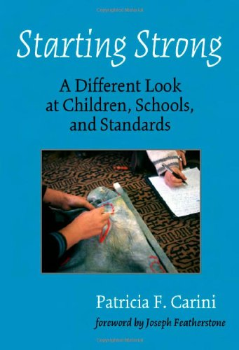 Starting Strong A Different Look at Children, Schools, and Standards  2001 edition cover