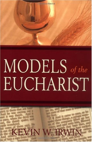 Models of the Eucharist   2005 edition cover