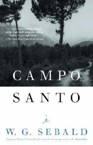 Campo Santo   2006 edition cover