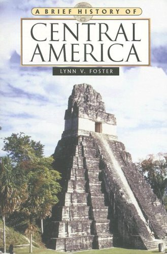 Brief History of Central America  N/A edition cover