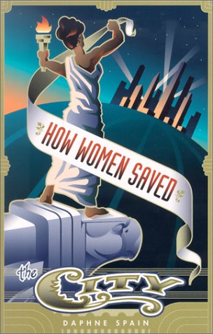 How Women Saved the City   2000 edition cover