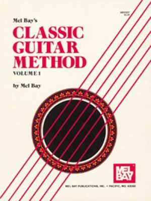 Classic Guitar Method  N/A edition cover